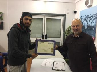 Muhammed Haroon - Jack Petchey Award 2016