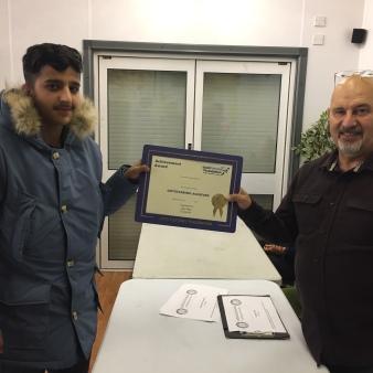 Abaad ur Rehman - Jack Petchey Award 2016